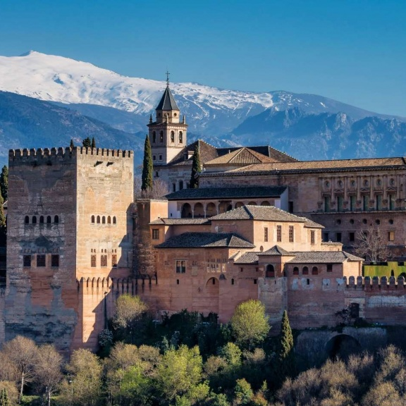 7-day Tours to Spain