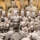 Terracotta Warriors, Xian, China