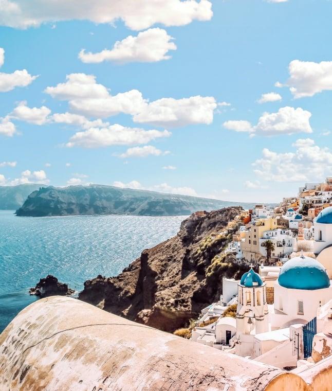 Top 5 Greek Islands: Santorini