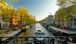 Rhine River Cruise   Amsterdam to Milan