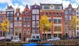 Amsterdam - Paris - London