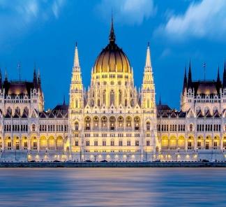 Budapest Parliament building, Budapest, Hungary