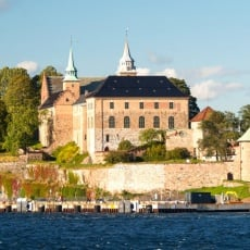 Akersus Fortress, Oslo, Norway