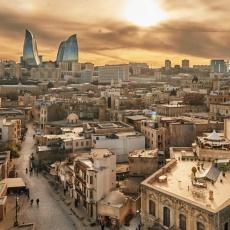 The Shirvanshahs' Palace, Baku, Azerbaijan