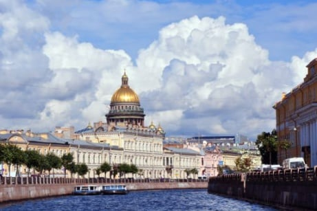 Scandinavia + Helsinki & St. Petersburg