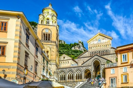 Treasures of Amalfi Coast