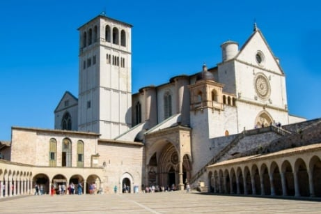 Private tour of Italy's Umbria & Tuscany Regions