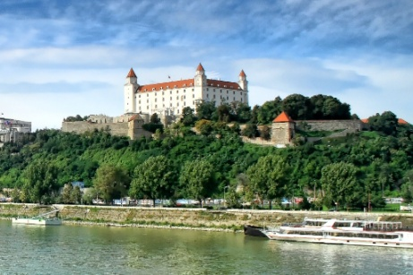 Danube River Cruise: from Prague to Vienna