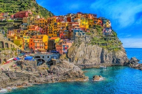 From Amalfi to Cinque Terre & Venice