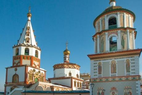 Trans-Siberian from Moscow to Lake Baikal