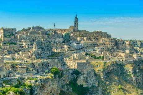 Best of Southern Italy: Rome, Bari, Amalfi