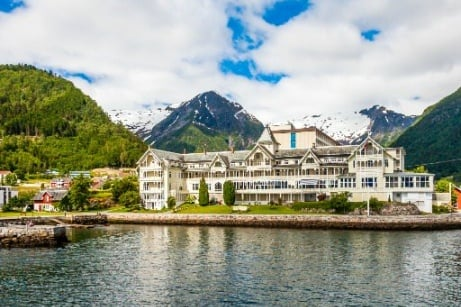 Treasures of Flam, Balestrand & Bergen
