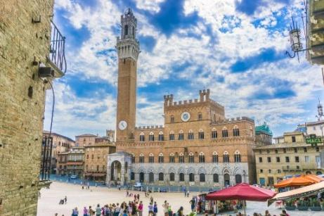 Tuscany: Heritage Tour