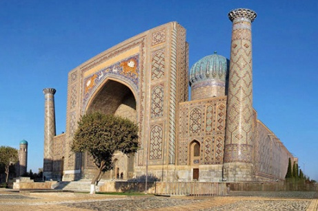 To the Heart of the Silk Road
