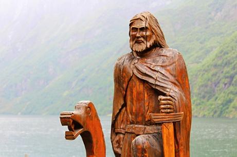 Scandinavia Viking's Heritage