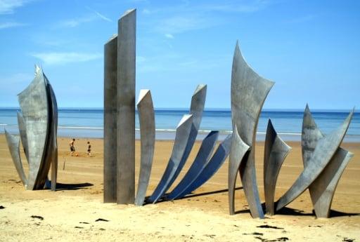 World War II: Battlefields of France and Belgium