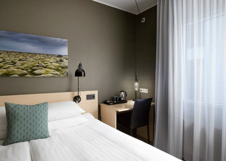 Alda Hotel, Reykjavik