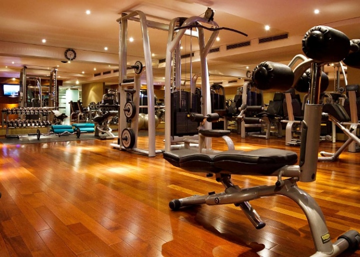 Gym of Ararat Park Hyatt Hotel, Moscow 5