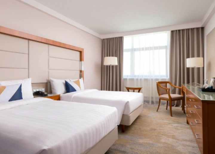 Courtyard by Marriott Moscow City Center, Moscow