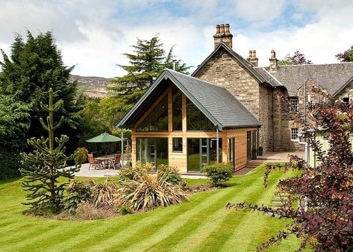 Craigatin House, Pitlochry