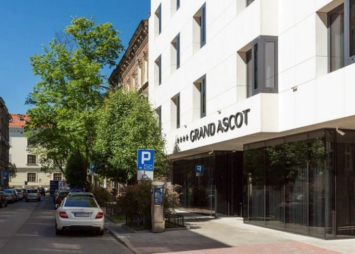 Grand Ascot Hotel, Krakow