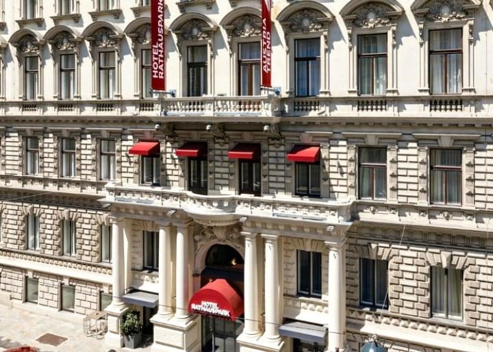 Hotel Rathauspark, Vienna