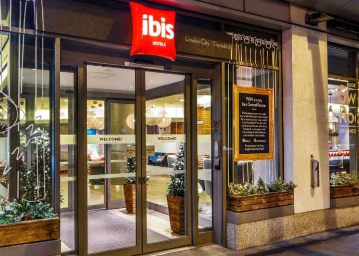 ibis London City Hotel, Shoreditch