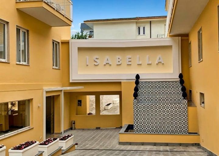 Hotel Isabella, Sorrento