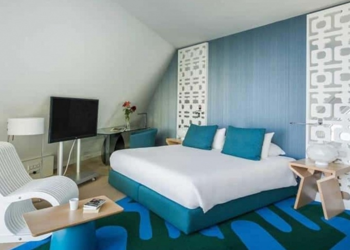 Room at Room Mate Aitana