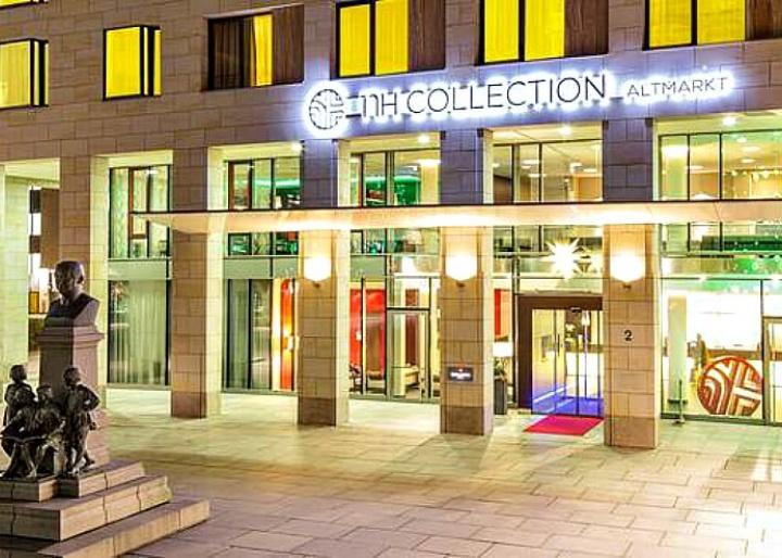 NH Collection Dresden Altmarkt Hotel