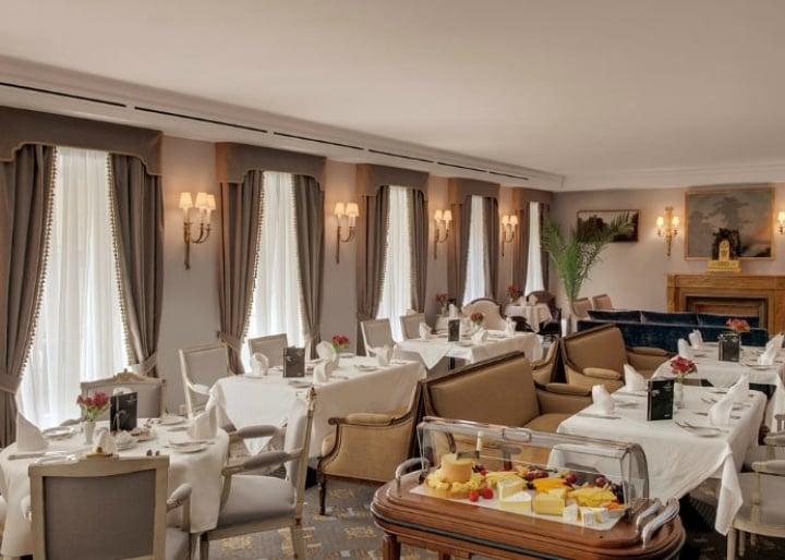 Restaurant, Kempinski Hotel Moika 22