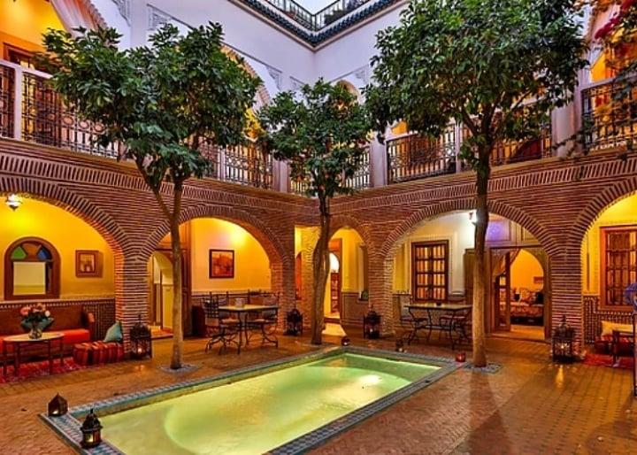 Riad Fleur D'orient Hotel, Marrakech