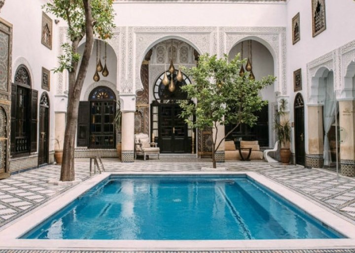 Riad Maison Bleue and Spa Hotel, Fes