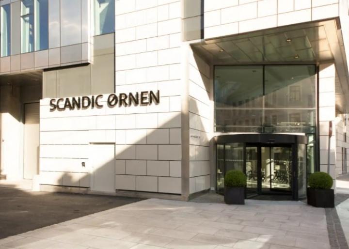 Scandic Ornen Hotel, Bergen
