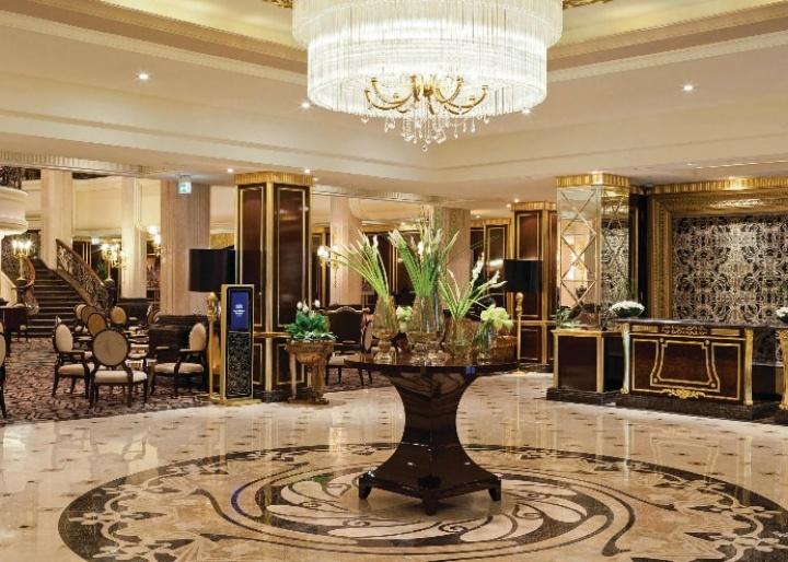 St. Regis Nikolskaya Hotel, Moscow Hotel