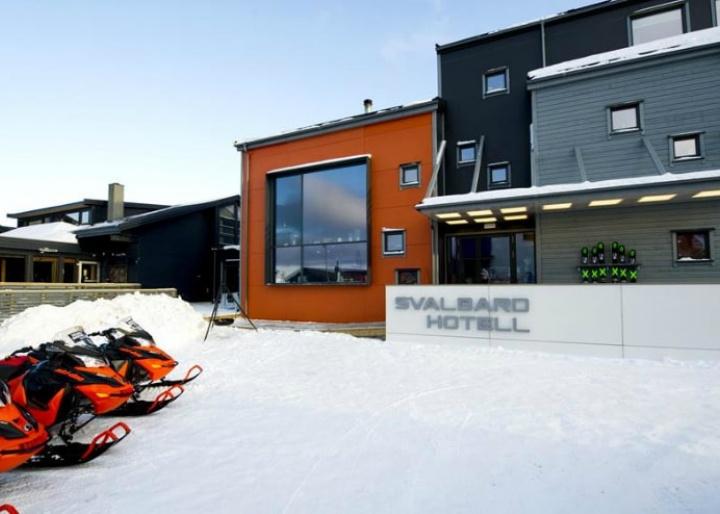 Svalbard Hotel & Lodge Hotel