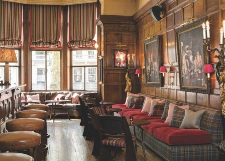 The Gore Hotel, London