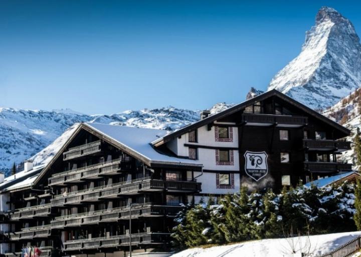 Wellness Alpenhof Hotel, Zermatt