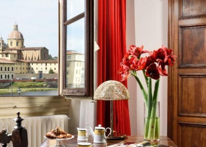 Leone Blue Suites, Florence