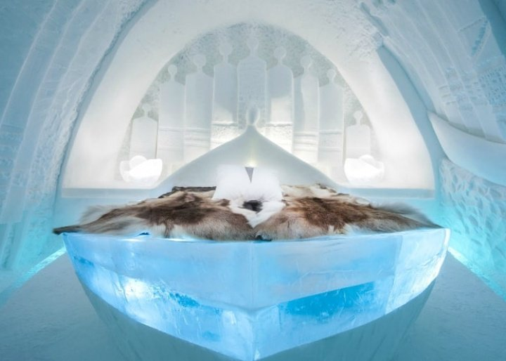 Ice Hotel Jukkasjarvi