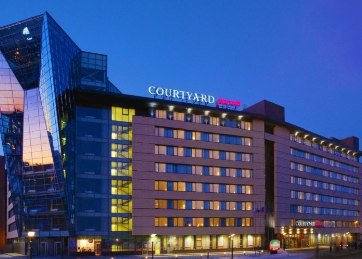 Marriott Courtyard Irkutsk City Center, Irkutsk