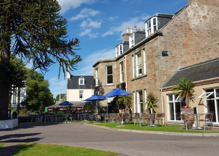 Glenmoriston Townhouse Hotel, Inverness