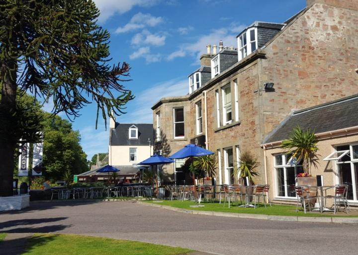 Glenmoriston Townhouse Hotel, Inverness