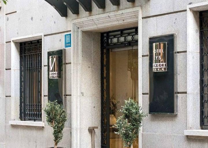 Vincci Hotel, Valencia