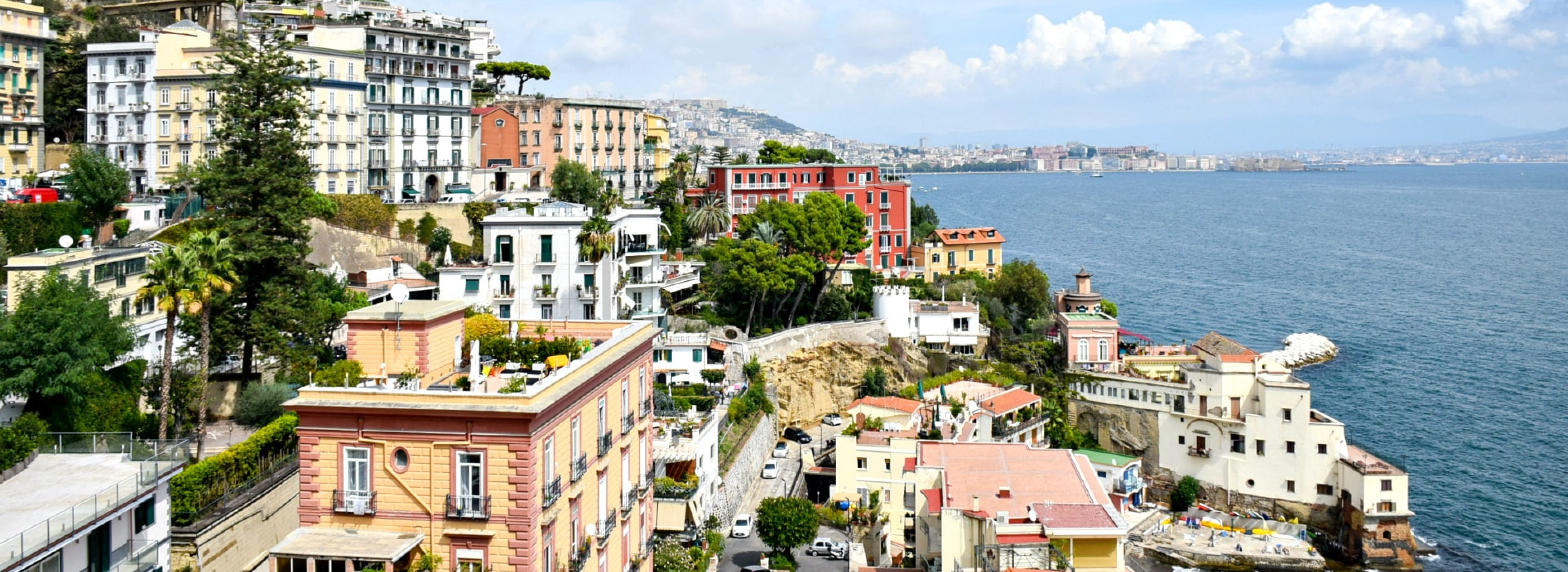 Cultural Capitals with Naples