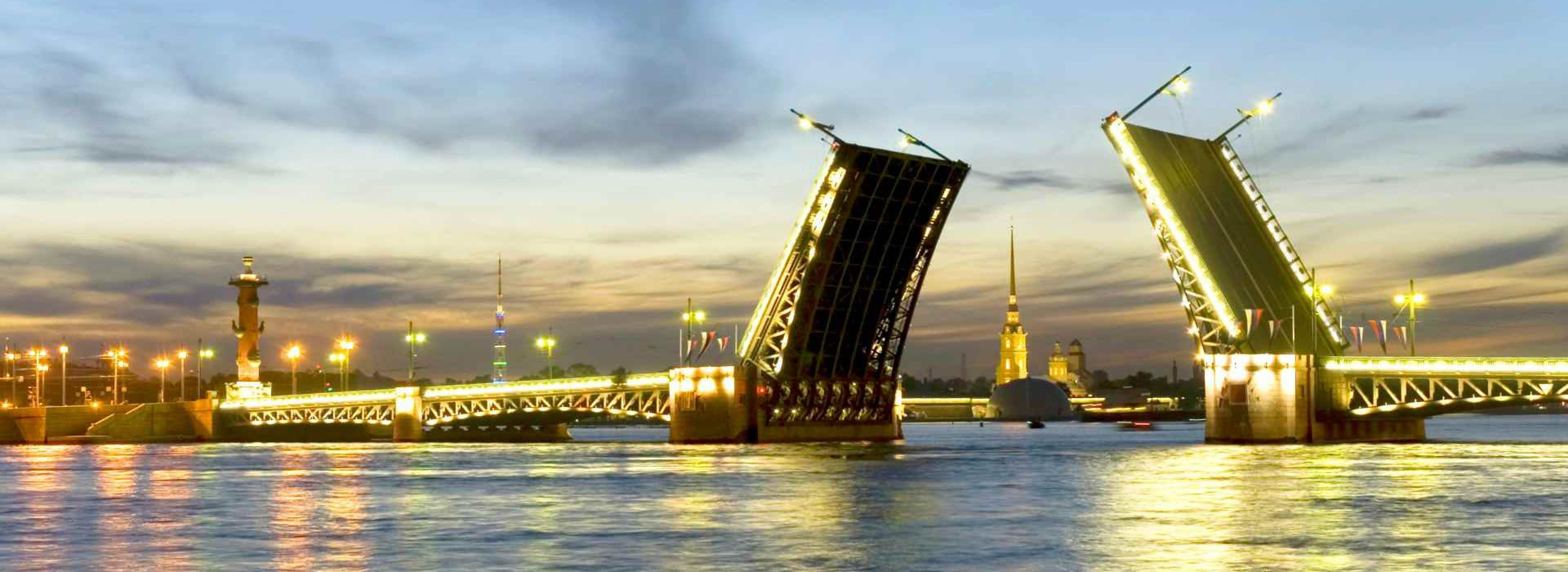 Saint Petersburg river