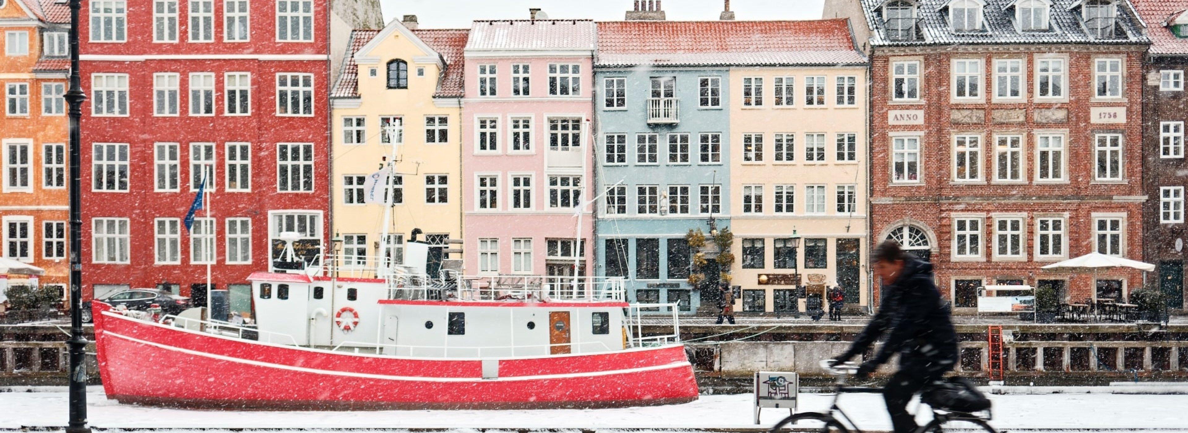 Winter Scandinavian Capitals & Fjords