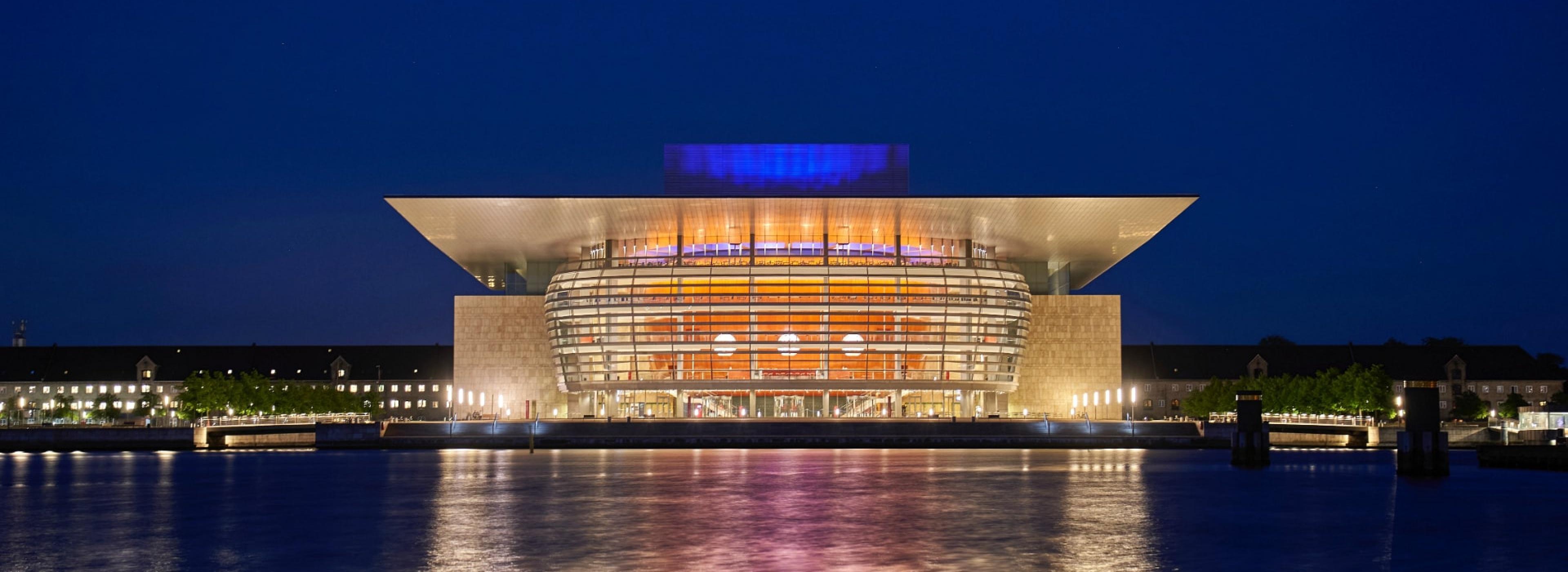 Copenhagen Opera, Denmark