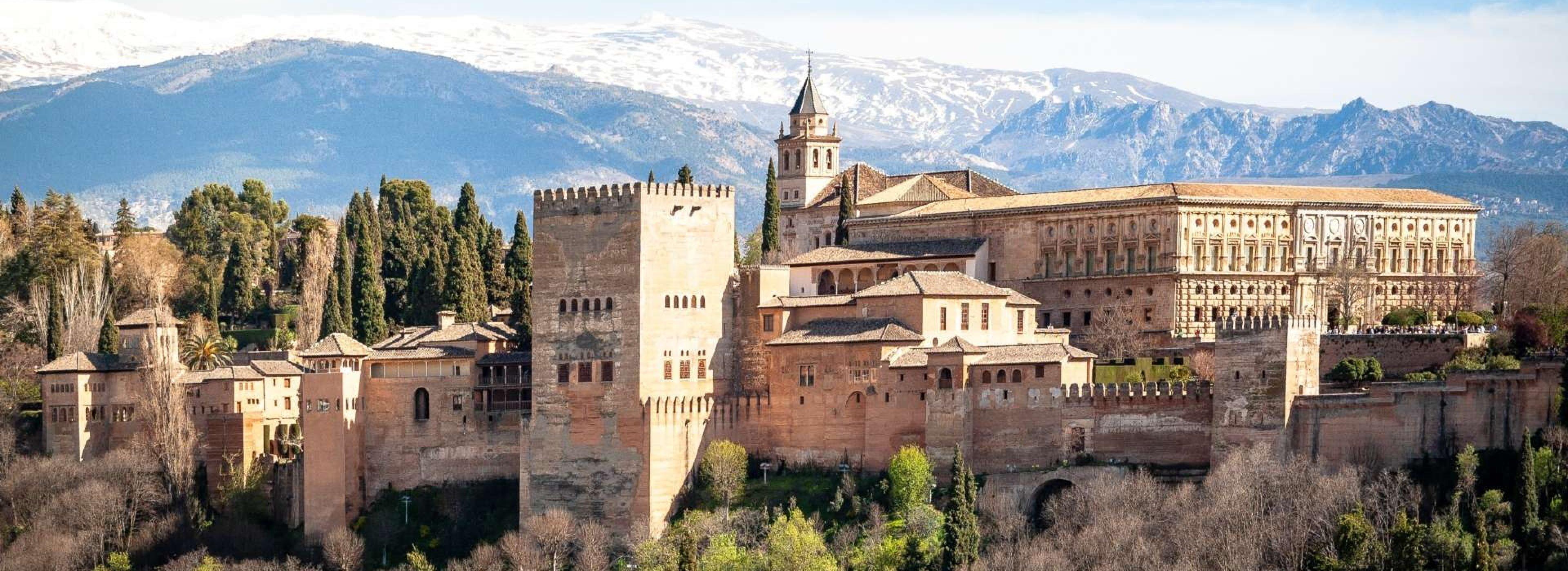 Treasures of Southern Spain
