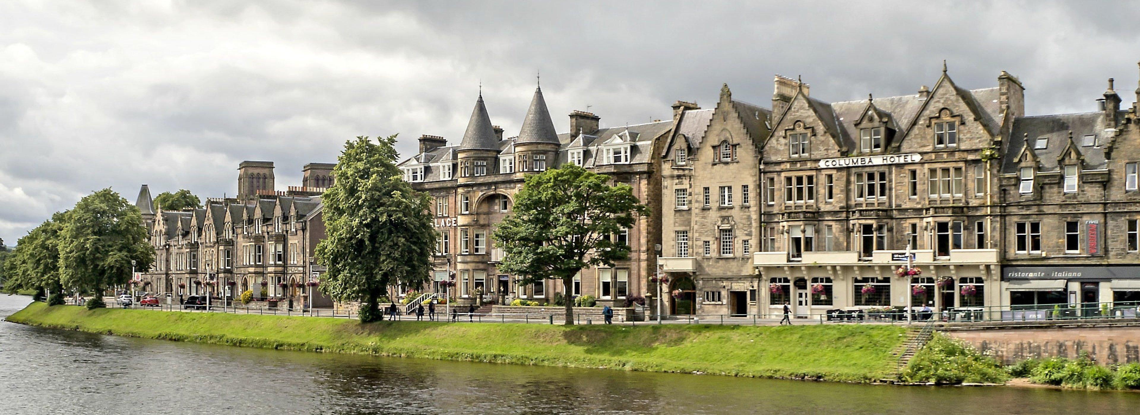 Scotland Outlander Tour